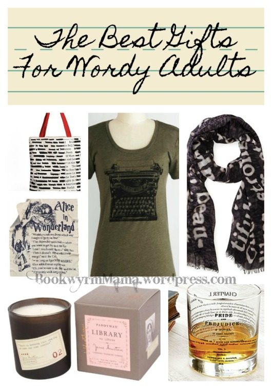 wordy gifts