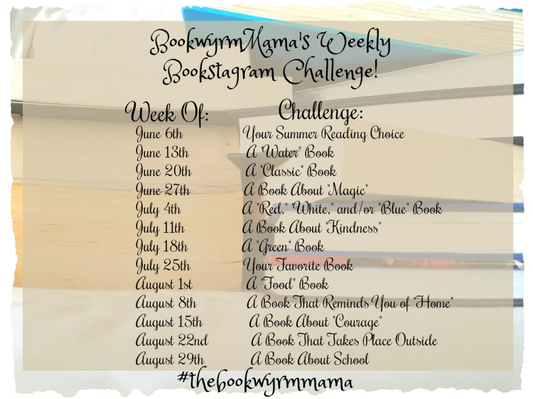 summer bookstagram